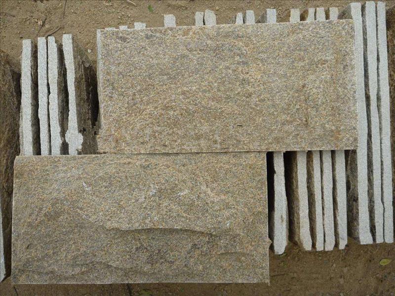 40厚蘑菇石青石板