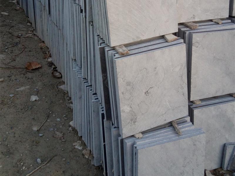 40厚毛面青石板