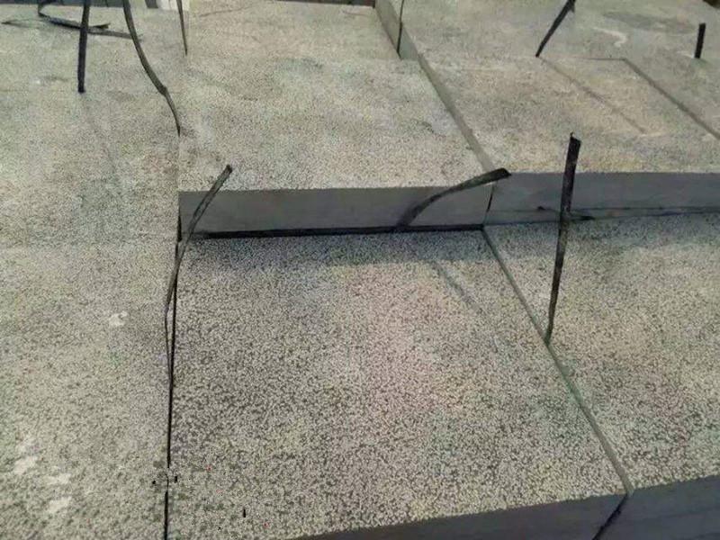 40厚荔枝面青石板