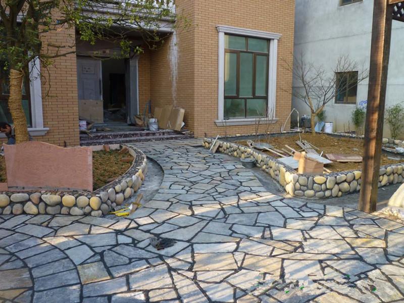 古代園林青石板鋪地的主要類型有哪些?