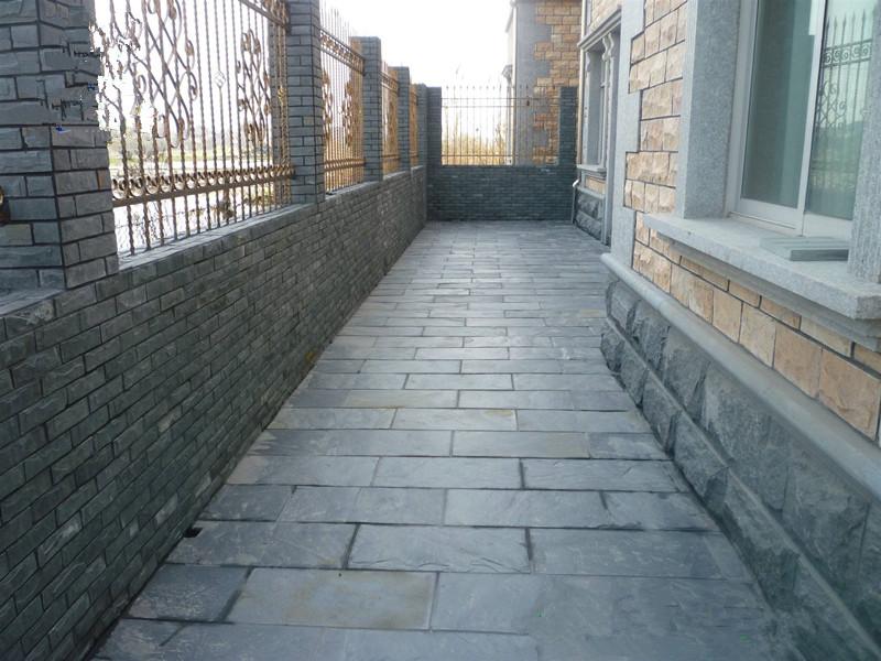 庭院鋪青石板的吉兇,有什么風水講究?