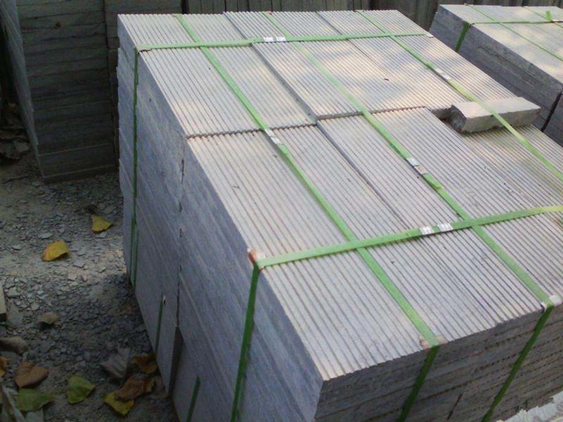 20厚拉絲面青石板