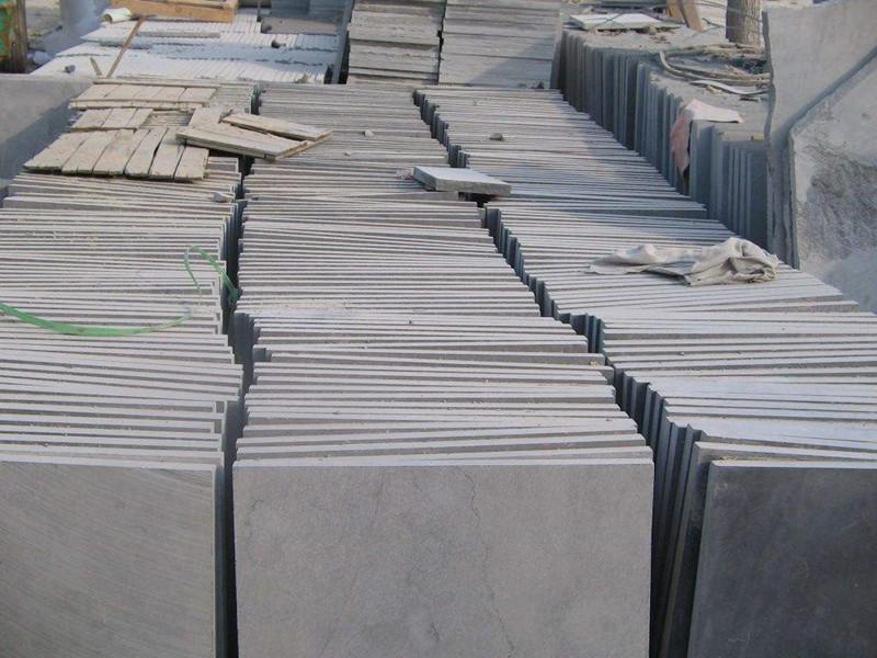 中國青石板石材的產地主要分布在哪些地方?