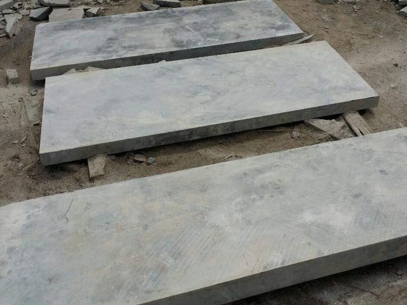 青石板材的生產加工流程簡介