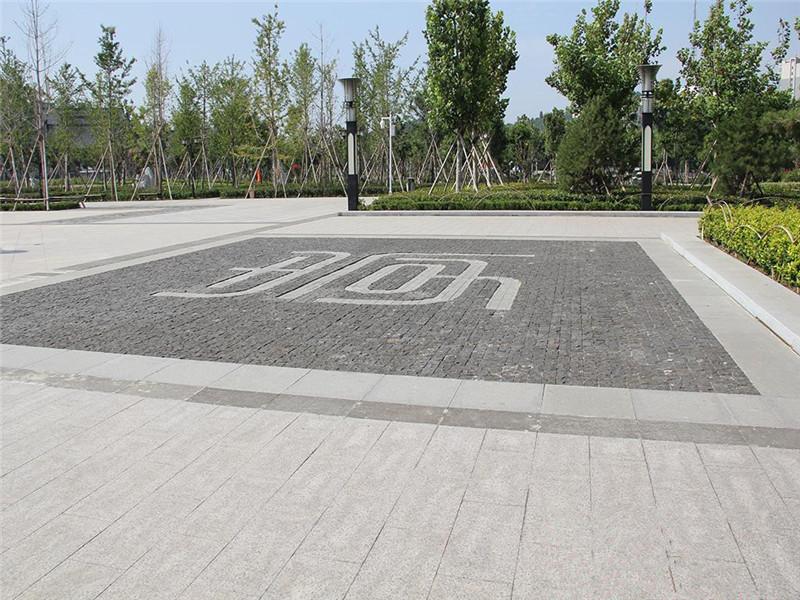 江西九江青石板材客戶應用案例