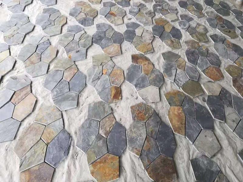 30厚冰裂紋青石板