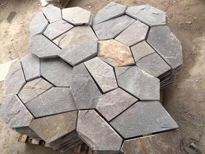 40厚冰裂紋青石板