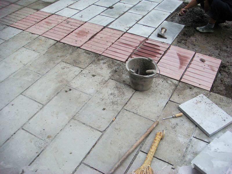 青石板石材鋪裝在生活中起到了哪些功能作用