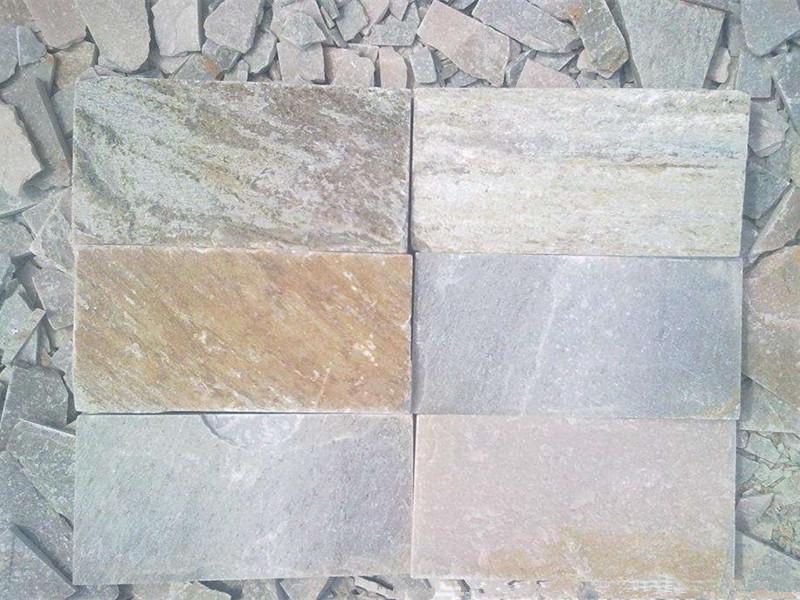 青石板廠家為什么要對青石板材進行拋光處理呢?