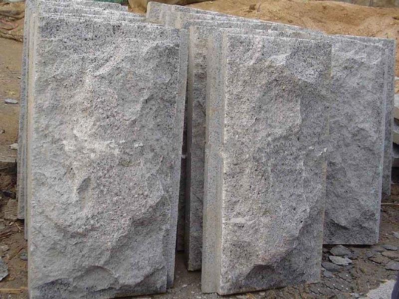 8公分蘑菇石青石板