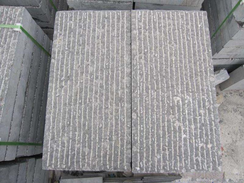 100厚鑿面青石板